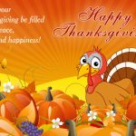 Happy Thanksgiving Greetings Messages for Friends on Facebook