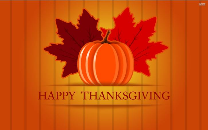 Free Thanksgiving Desktop Wallpaper Image