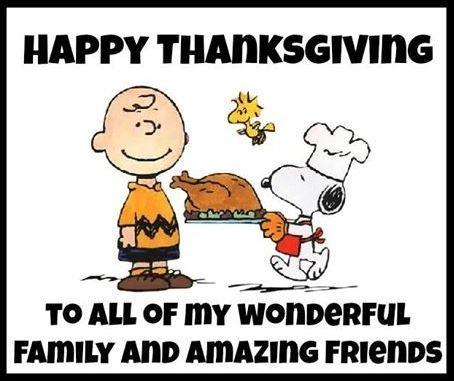 Funny Thanksgiving Quotes for Friends and Family