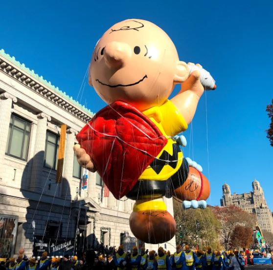 Macy's Thanksgiving Day Parade 2017 Balloons Pictures Image-19