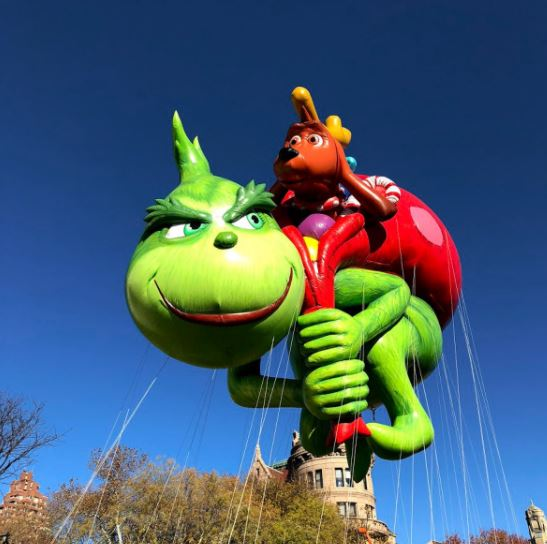 Macy's Thanksgiving Day Parade 2017 Balloons Pictures Image-20