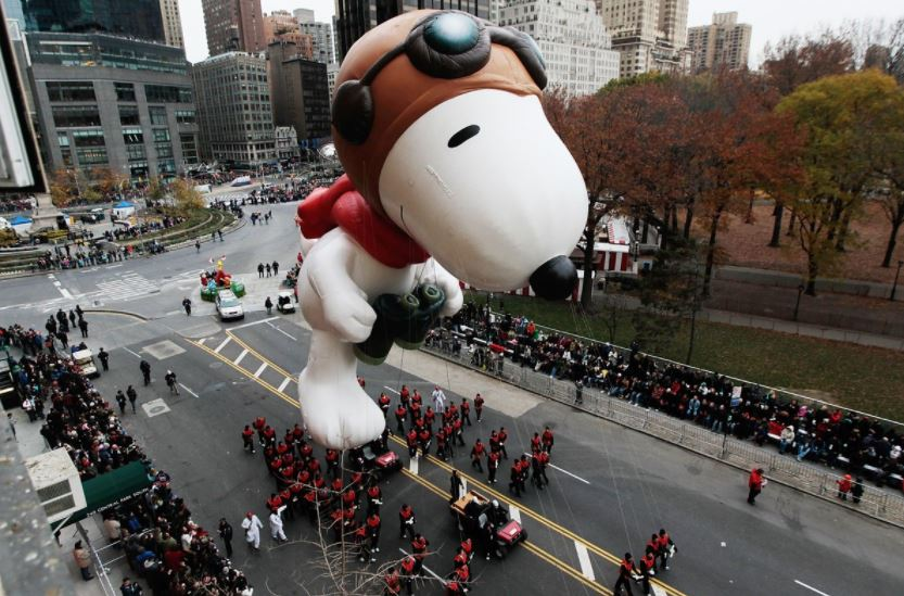 Macy's Thanksgiving Day Parade 2019 Live Pictures Image-1