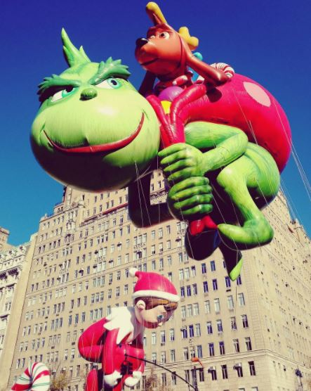 Macy's Thanksgiving Day Parade 2017 Live Pictures Image-11