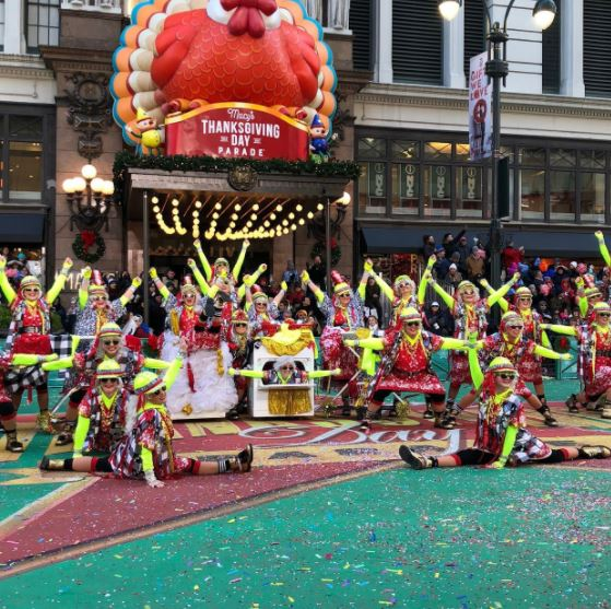 Macy's Thanksgiving Day Parade 2019 Live Pictures Image-13