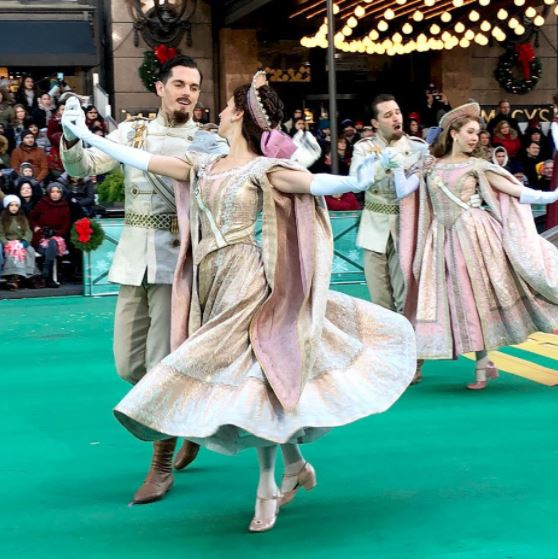 Macy's Thanksgiving Day Parade 2019 Live Pictures Image-14