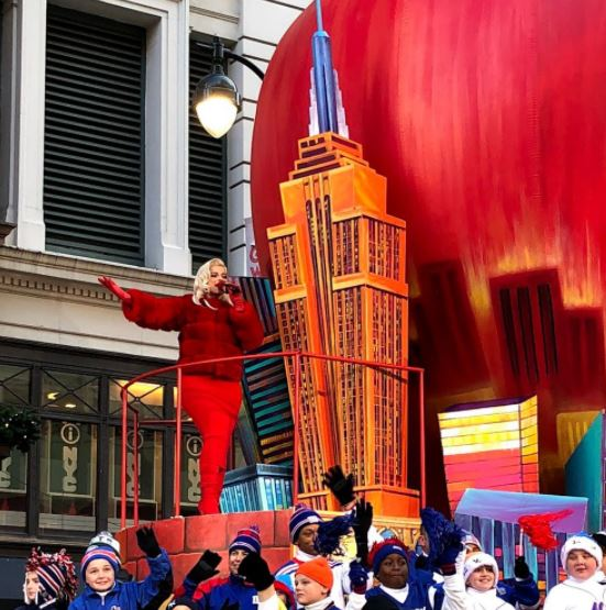 Macy's Thanksgiving Day Parade 2017 Live Pictures Image-15