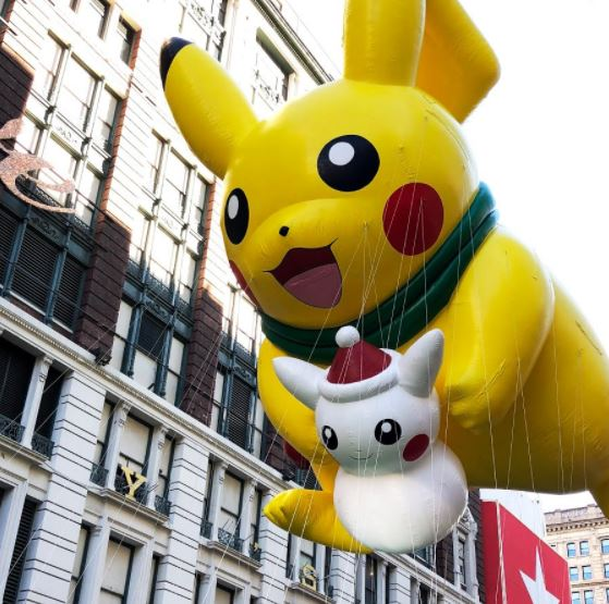 Macy's Thanksgiving Day Parade 2019 Live Pictures Image-18