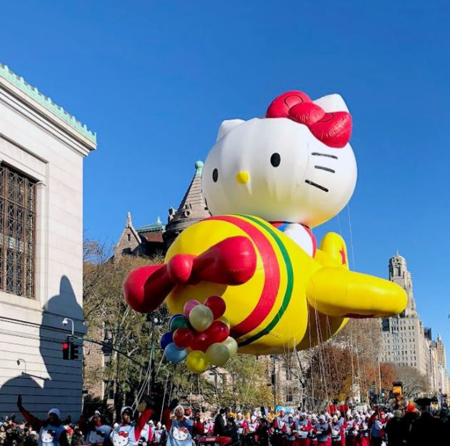 Macy's Thanksgiving Day Parade 2017 Pictures Image-23