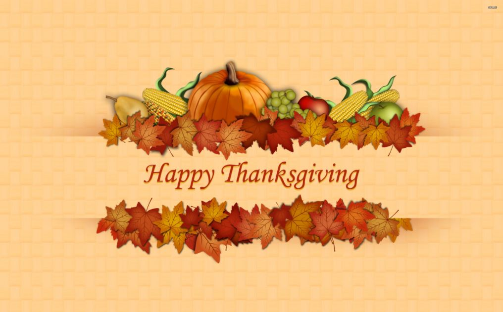 Happy Thanksgiving Images 2018 Pictures Wallpaper Photos Pics