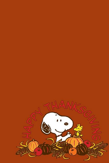 Happy Thanksgiving iPhone Wallpaper Backgrounds