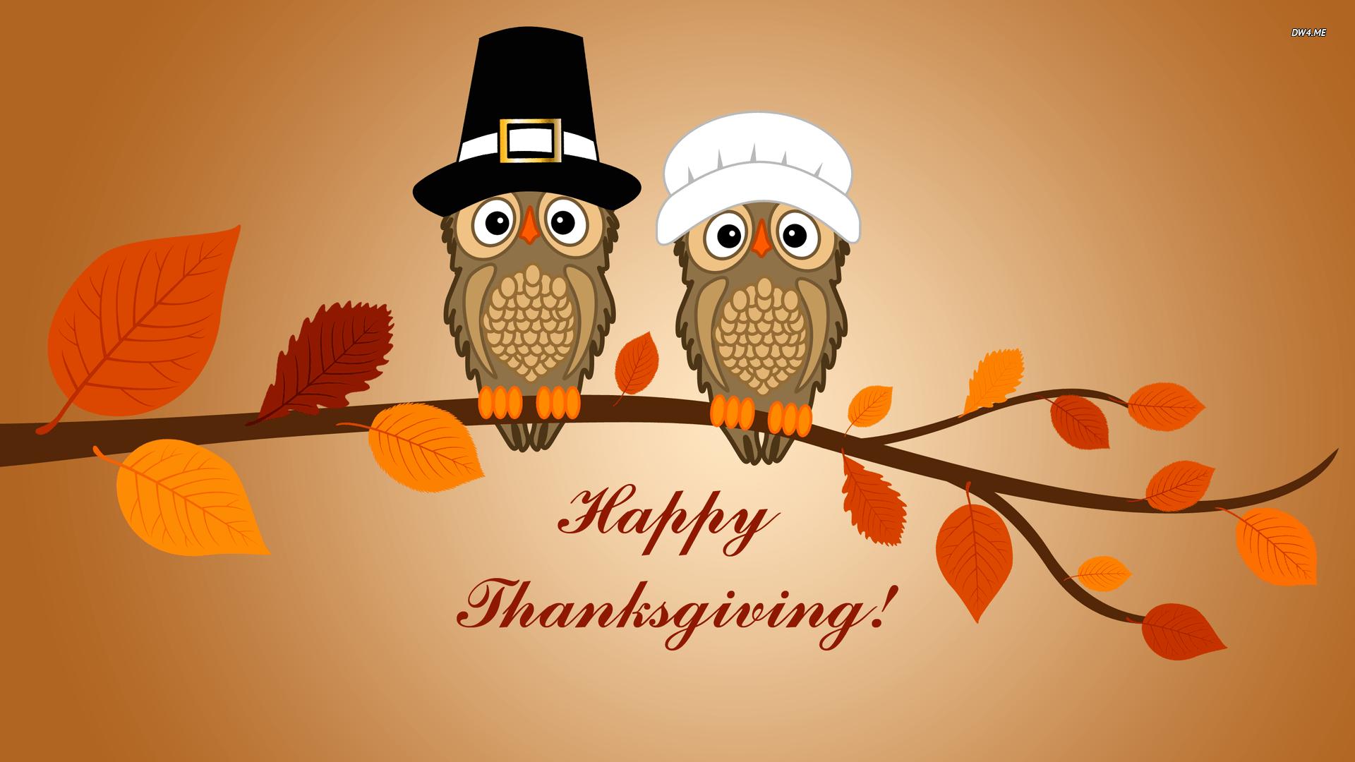 Happy Thanksgiving Wallpaper 1920X1080