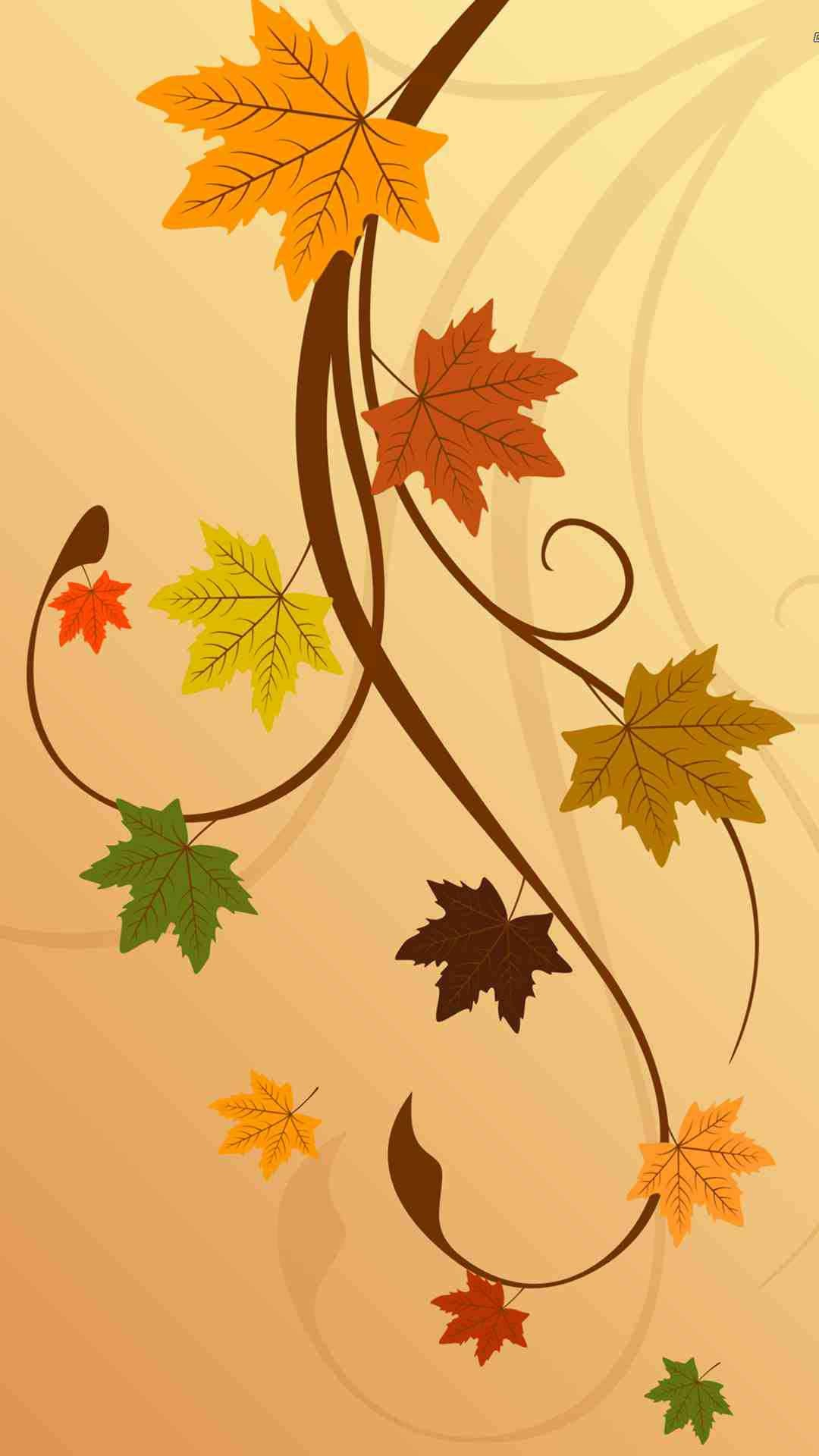 Thanksgiving day iPhone Wallpaper